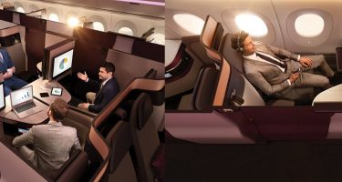 CTA Business Travel Qatar Airways