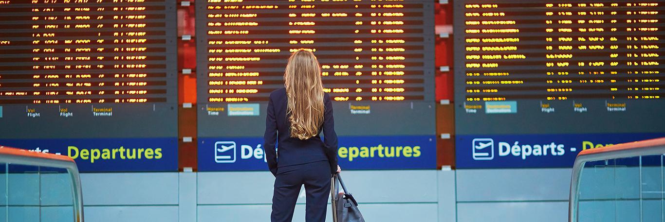 Business travel à l'international